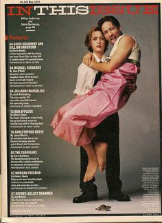 Gillian Anderson and David Duchovny. : Gillian Anderson and David Duchovny. Space Ghost, Gillian Anderson David Duchovny, Duchovny Anderson, The X Files, David And Gillian, Mark Seliger, The Cardigans, I Want To Leave, Dana Scully