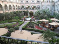 Courtyard Restaurant, Courtyards, Balcony, Trip Advisor, Environment, Mansions, American, House Styles, City