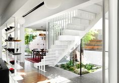 THAT HOUSE - Picture gallery #architecture #interiordesign #staircase