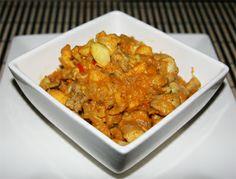 Easy Curry Chicken Recipe (paleo)