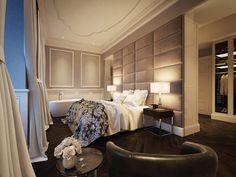 Luxuriöse Residenzen mit Concierge im Palais Schottenring Vienna Decor, Furniture, Bed, Home, Home Decor