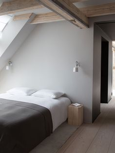 INSPIRATION: a thoughtful use of attic space | est living