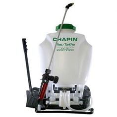 The Chapin 61950 Tree/Turf Pro Sprayer is a great option for the professional landscaper as well as the homeowner. The sprayer comes with a 4 Gal. transclucent poly tank with a 4 in. W mouth opening for