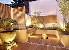 rooftop decks modern - Google Search