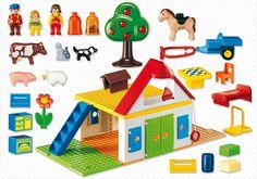 Nos ha costado un poco, pero por fin, ya estamos en pekaypeke, los Playmobil 1-2-3. http://pekaypeke.com/es/103-playmobil-1-2-3 #playmobil
