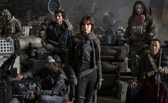 Star Wars: Rogue One costumes on display at Nuremberg Toy Fair | EW.com
