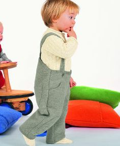 WOLL-WALKHOSE Baby Kind Schurwolle DISANA