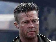 As a premiere men's salon, we understand men's fashion - and all of the trends that come with it! Here, ranked, are the top 5 hairstyles for men. Hairstyles Haircuts, Haircuts For Men, Cool Hairstyles, Brad Pitt Haarschnitt, Brad Pitt Fury Haircut, New Hair, Men's Hair, Mens Hair Salon, Beard Styles
