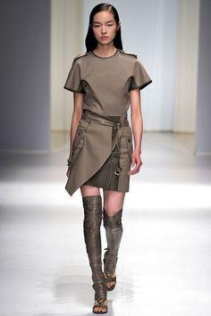 SALVATORE FERRAGAMO SS13 Ready-to-wear. Milan Fashion Week.