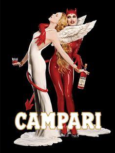 A series of Campari Ads i love!