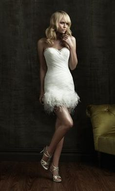 Used Allure Wedding Dress 951, Size 6  | Get a designer gown for (much!) less on PreOwnedWeddingDresses.com