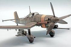 Junkers Ju-87G2 Kanonvogel | unknown scale