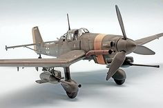 Junkers Ju-87G2 Kanonvogel | unknown scale