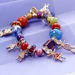 Beaded Little Angel Bracelet