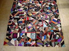 Antique Crazy Quilt Top C 1900 Find More Crazy Quilts in Our Store   eBay