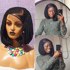 Senegalese Twist Braids, Twist Box Braids, Box Braid Wig, Cornrows, African Braids Hairstyles, Black Hairstyles, Braided Hairstyles, Bob Braids, Braids Wig