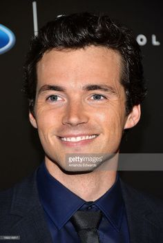 Actor Ian Harding arrives at the 38th Annual Gracie Awards Gala at The Beverly Hilton Hotel on May 21, 2013 in Beverly Hills, California.