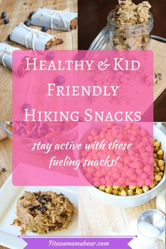 hiking snack ideas,