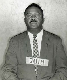ralph abernathy | Martin Luther King Jr. Arrested