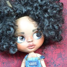 Blythe doll ooak custom CARLAXY Factory basis  Commissions take 20 day #Dolls