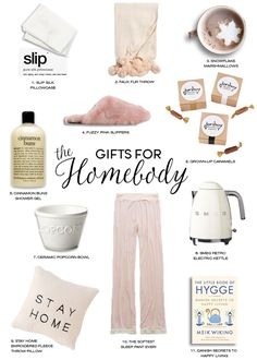 """Holiday Gift Guide - Part Two - by Category! Continuing on our quest to bring you the most comprehensive holiday gift guide out there, we are sharing our """"personality"""" gift lists today! Holiday Gift Guide, Holiday Fun, Holiday Gifts, Christmas Presents, Christmas Ideas, Hostess Gifts, Christmas Decorations, Holiday Decor, Homemade Gifts"""