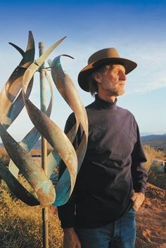 Lyman Whitaker | Utah sculptor known for his kinetic sculptures.