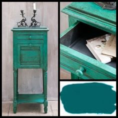 Introducing Newest Color: Florence Chalk Paint® decorative paint by Annie Sloan The Unfolded Blog