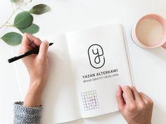 Free Logo Book Mockup designed by Yazan Alterkawi ™️. the global community for designers and creative professionals. Processo Logo, Branding, Brand Identity, Identity Design, Photoshop, Paper Book, Modern Fonts, Free Logo, Logo Nasa