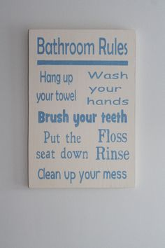 1000 images about bathroom decor on pinterest kids for Bathroom decor rules