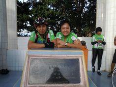 Zero Km mounument at Weh Island ,Sabang ,Indonesia