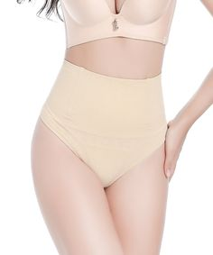 dd6e51f901c FLORATA Women Waist Cincher Girdle Tummy Control Slimmer Sexy Thong Panty  Shapewear (US Stock) at Amazon Women s Clothing store