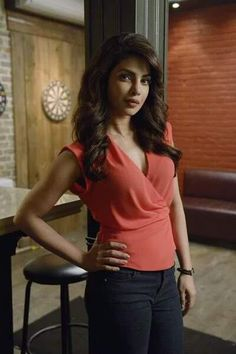 Priyanka Chopra Shoots For Quantico 2nd Season pic 4