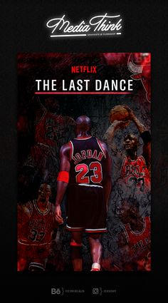 Flyer Billboard Netflix for « the last dance Photos Michael Jordan, Michael Jordan Slam Dunk, Michael Jordan Basketball, Basketball Movies, Mvp Basketball, Bmw Quotes, British And Irish Lions, Snowboard Girl, Most Popular Sports