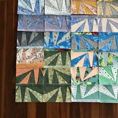 Eads QAL #12, the quilt top is finished! See how I layed the quilt out and read thoughts and tips about that process. Layout is an easy place to overthink.