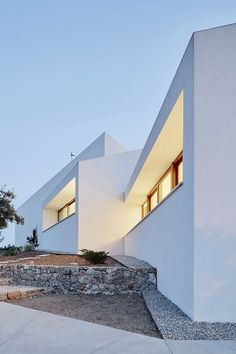 Mallorca's House MM attracts attention for all the right reasons. Created by local firm Ohlab, headed by Paloma Hernaiz and Jaime Oliver, it is gently nestled within a hillside in Palma, yet its modern white form creates a clean contrast to the natura...