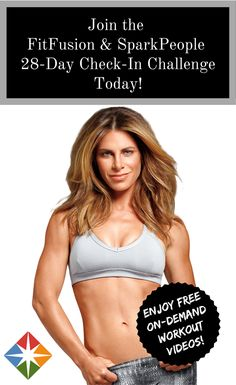 Win a trip to workout with Jillian by completing our latest FitFusion challenge!