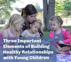 Three important elements of building healthy relationships with young children – Teach Preschool Teach Preschool, Preschool Classroom, Primary Caregiver, After Story, Child Teaching, Teacher Assistant, Youngest Child, Christian Parenting, Just Smile