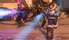 I've been playing some of these MOBA-infused shooters lately and I've learned a lot from them. In particular the Overwatch beta and its collective online voice taught me a lot of things. Namely...It's better than Battleborn One thing unites all Overwatch players: Battleborn sucks. It's true. I've never played Battleborn but I noticed that any time someone anywhere said anything positive about Battleborn that person would be shouted down and overrun with cries of how superior Overwatch was is…