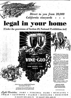 How Wine Bricks Saved The U.S. Wine Industry During Prohibition | VinePair
