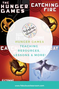 Who doesn't love the Hunger Games? Have fun using these lessons, activities, printables, and more. Most resources are free! Spanish Teaching Resources, Teacher Resources, Homeschooling Resources, Teaching Ideas, Hunger Games Activities, Hunger Games Novel, Teacher Lesson Plans, Parents As Teachers, All Family