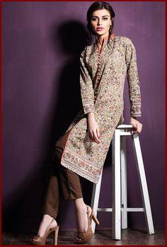 Khaadi New Casual Dresses Designs    #Casual #Khaadi #Dresses
