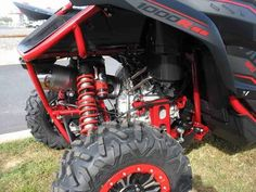 New 2017 Yamaha YXZ1000R SS SE ATVs For Sale in Indiana. 2017 Yamaha YXZ1000R SS SE, SHIFTY GOOD LOOKS The YXZ1000R SS SE shifts the pure sport Side-by-Side class to another level with fully adjustable FOX 2.5 Podium X2 shocks, bead lock wheels, eye-catching color scheme and more. Additional Features 300-POUND CARGO CAPACITY: Bring what you need thanks to a composite cargo bed with a 300-pound capacity and four steel tie-down points. A sealed compartment next to the cargo bed and glove box…