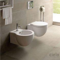 Risultati immagini per wc a parete senza brida | Bagno | Pinterest ...