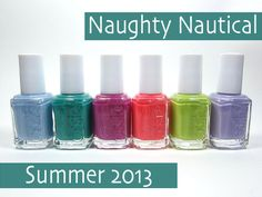 Perfect summer colors!