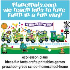 planetpals.com :) We love Earth! We teach kids to be Planetpals #lima #licensing