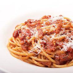 Penne all' Amatriciana - Gastronomixs