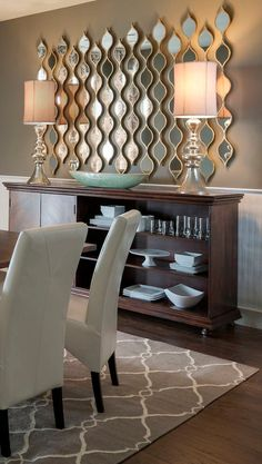9 best dining room mirror wall images living room dining room rh pinterest com