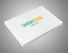 """Check out this @Behance project: """"Smoke Less Process Book"""" https://www.behance.net/gallery/7679847/Smoke-Less-Process-Book"""