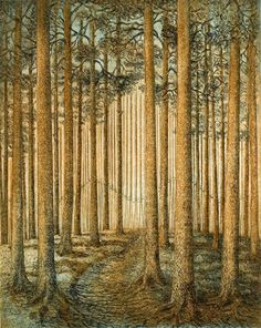 Fuuga - Fugue. Leena Talvitie, 2006. Printmaking, etching.