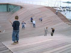 Maritime Youth House, Copenhagen / Denmark by JDS Architects photo